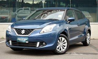 2021 Suzuki Baleno EW Series II GL Stargazing Blue 5 Speed Manual Hatchback.