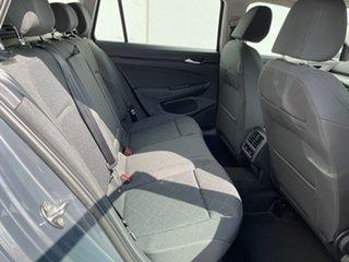 2021 Volkswagen Golf 8 MY21 110TSI Life Dolphin Grey 8 Speed Sports Automatic Wagon