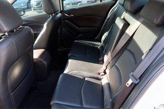 2018 Mazda 3 BN5238 SP25 SKYACTIV-Drive Astina Snowflake White Pearl 6 Speed Sports Automatic Sedan
