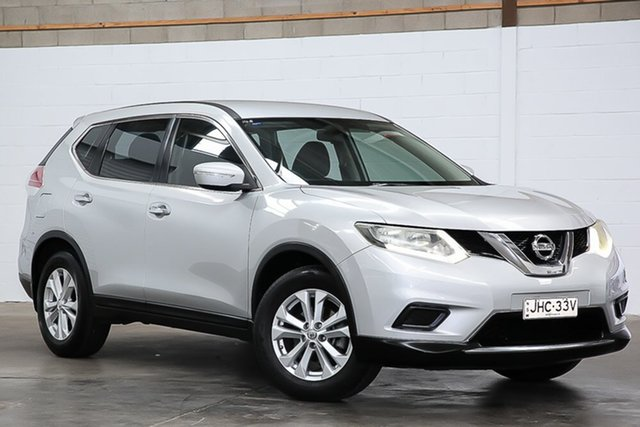 Used Nissan X-Trail T32 ST X-tronic 4WD Erina, 2014 Nissan X-Trail T32 ST X-tronic 4WD Silver 7 Speed Constant Variable Wagon