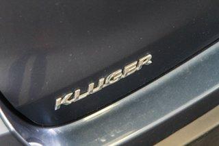 2015 Toyota Kluger GSU55R GXL (4x4) Cosmos Blue 6 Speed Automatic Wagon