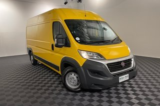 2017 Fiat Ducato Series 6 Mid Roof LWB Comfort-matic Yellow 6 speed Automatic Van.