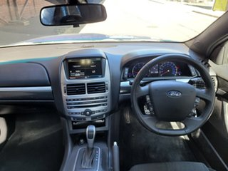 2015 Ford Falcon FG X XR6 Ute Super Cab Kinetic Blue/grey Cloth 6 Speed Sports Automatic Utility