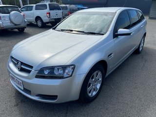 2009 Holden Commodore VE MY10 Omega Sportwagon Silver 6 Speed Sports Automatic Wagon