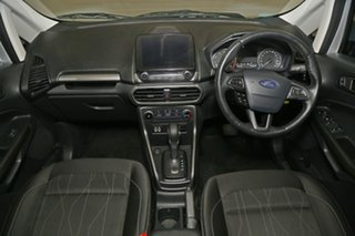 2018 Ford Ecosport BL Trend Silver 6 Speed Automatic Wagon