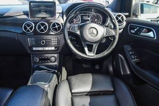 2015 Mercedes-Benz B-Class W246 806MY B200 d DCT Silver 7 Speed Sports Automatic Dual Clutch