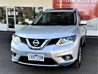 2016 Nissan X-Trail T32 Ti X-tronic 4WD 7 Speed Constant Variable Wagon