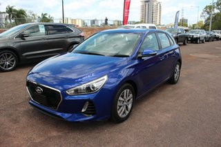 2019 Hyundai i30 PD2 MY19 Active Blue 6 Speed Automatic Hatchback.