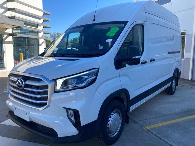 New LDV Deliver 9 MY21 High Roof LWB Glendale, 2021 LDV Deliver 9 MY21 High Roof LWB D 6 Speed Manual Van