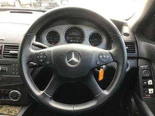 2008 Mercedes-Benz C-Class W204 C220 CDI Classic Gold 5 Speed Automatic Sedan