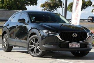 2021 Mazda CX-30 DM2W7A G20 SKYACTIV-Drive Astina Black 6 Speed Sports Automatic Wagon.