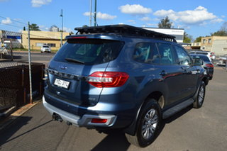 2016 Ford Everest UA MY17 Trend Blue 6 Speed Automatic Wagon