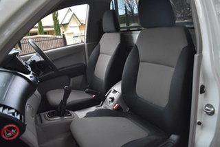 2014 Mitsubishi Triton MN MY15 GLX 4x2 White 5 Speed Manual Cab Chassis