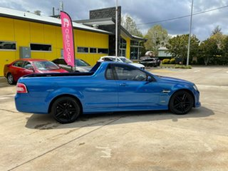 2009 Holden Ute VE MY09.5 SV6 Blue 5 Speed Sports Automatic Utility