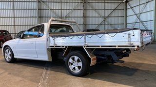 2003 Holden One Tonner VY S White 4 Speed Automatic Cab Chassis
