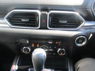 2018 Mazda CX-8 KG4W2A Sport SKYACTIV-Drive i-ACTIV AWD White 6 Speed Sports Automatic Wagon