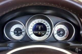 2014 Mercedes-Benz E-Class A207 MY14 E250 7G-Tronic + White 7 Speed Sports Automatic Cabriolet