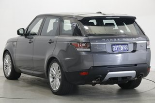 2015 Land Rover Range Rover Sport L494 16MY HSE Grey 8 Speed Sports Automatic Wagon.