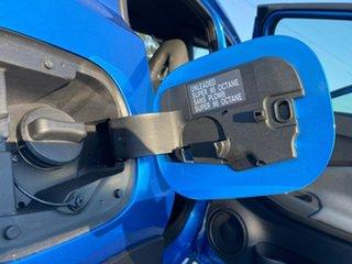 2021 Nissan Juke F16 ST-L DCT 2WD Vivid Blue 7 Speed Sports Automatic Dual Clutch Hatchback