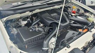 2012 Isuzu D-MAX MY12 LS-U Crew Cab White 5 Speed Manual Utility