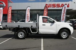 2021 Nissan Navara D23 MY21 SL Solid White 7 Speed Sports Automatic Cab Chassis.