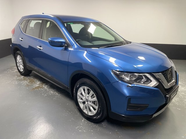 Used Nissan X-Trail T32 Series II ST X-tronic 2WD Raymond Terrace, 2019 Nissan X-Trail T32 Series II ST X-tronic 2WD Blue 7 Speed Constant Variable Wagon