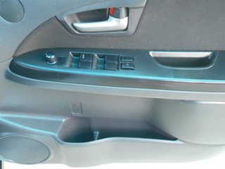2008 Suzuki SX4 GYB Blue 5 Speed Manual Hatchback