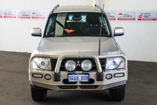 2009 Mitsubishi Pajero NT GLX LWB (4x4) Silver 5 Speed Auto Sports Mode Wagon.
