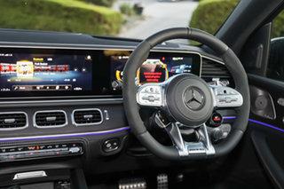 2021 Mercedes-Benz GLS-Class X167 801+051MY GLS63 AMG SPEEDSHIFT TCT 4MATIC+ Obsidian Black 9 Speed.
