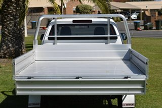 2016 Holden Colorado RG MY16 LS Space Cab White 6 Speed Sports Automatic Cab Chassis