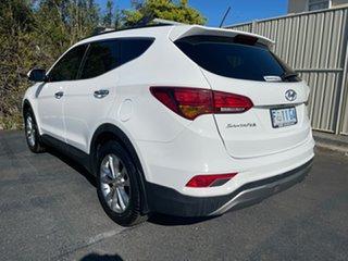 2016 Hyundai Santa Fe DM3 MY17 Elite Creamy White 6 Speed Sports Automatic Wagon