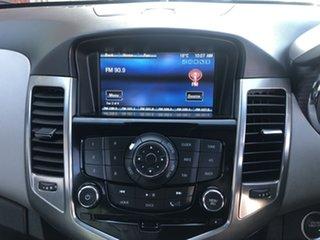 2015 Holden Cruze JH Series II MY15 CDX Red 6 Speed Sports Automatic Sedan