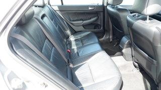 2007 Honda Accord 7th Gen MY07 V6 Silver 5 Speed Automatic Sedan