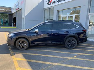 2021 Subaru Outback B7A MY21 AWD Touring CVT Blue 8 Speed Constant Variable Wagon