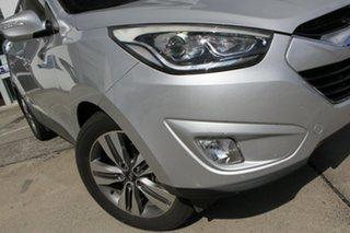 2014 Hyundai ix35 LM3 MY14 Highlander AWD Sleek Silver 6 Speed Sports Automatic Wagon.