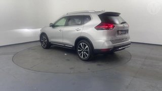 2020 Nissan X-Trail T32 Series 2 TI (4WD) (5Yr) Brilliant Silver Continuous Variable Wagon