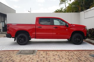 2021 Chevrolet Silverado T1 MY21 1500 LT Trail Boss Pickup Crew Cab Red Hot 10 Speed Automatic