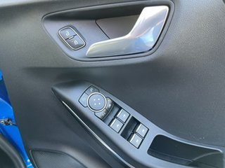2021 Ford Puma JK 2021.25MY ST-Line V Blue 7 Speed Sports Automatic Dual Clutch Wagon