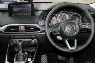 2017 Mazda CX-9 TC Touring SKYACTIV-Drive i-ACTIV AWD Red 6 Speed Sports Automatic Wagon