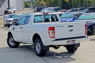 2020 Ford Ranger PX MkIII 2021.25MY XL Arctic White 6 Speed Sports Automatic Super Cab Pick Up.