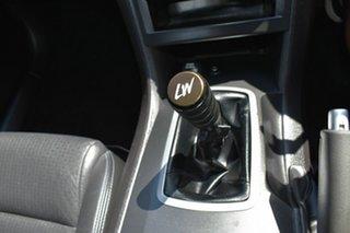 2011 Ford Falcon FG Upgrade XR6T Orange 6 Speed Manual Utility