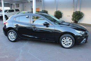 2015 Mazda 3 BM5478 Touring SKYACTIV-Drive Black 6 Speed Sports Automatic Hatchback