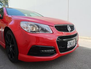 2015 Holden Commodore VF MY15 SV6 Sportwagon Red 6 Speed Sports Automatic Wagon