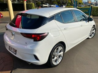2017 Holden Astra BK MY17 RS White 6 Speed Automatic Hatchback.