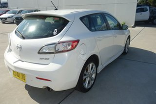 2009 Mazda 3 BL10L1 SP25 Activematic White 5 Speed Sports Automatic Hatchback