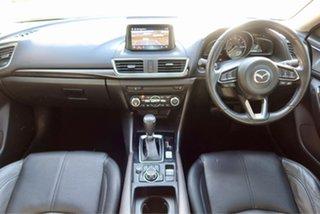 2018 Mazda 3 BN5238 SP25 SKYACTIV-Drive Astina Snowflake White Pearl 6 Speed Sports Automatic Sedan.