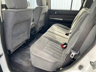 2007 Nissan Patrol GU 5 MY07 ST White 4 Speed Automatic Wagon
