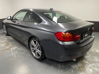 2014 BMW 4 Series F32 420d M Sport Mineral Grey 8 Speed Sports Automatic Coupe