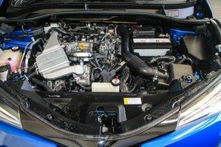 2017 Toyota C-HR NGX10R (2WD) Tidal Blue 6 Speed Manual Wagon