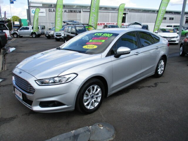 Used Ford Mondeo Woodridge, 2016 Ford Mondeo AMBIENTE Silver 6 Speed Automatic Hatchback